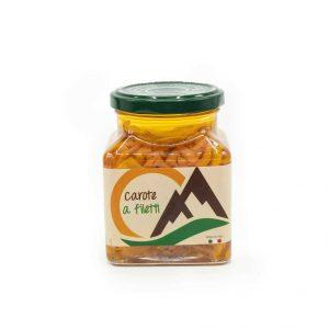 carotine sott'olio azienda agricola gustosila